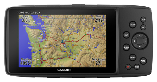 The New Garmin GPSMAP 276Cx